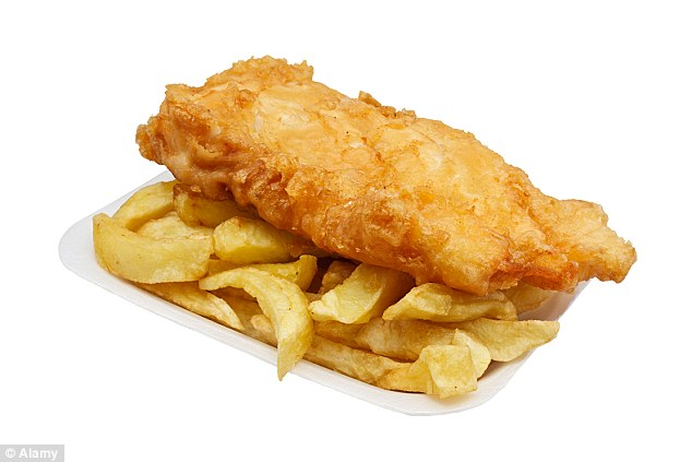 Fish And Chips PNG HD - 122582