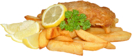 Fish And Chips PNG HD - 122578