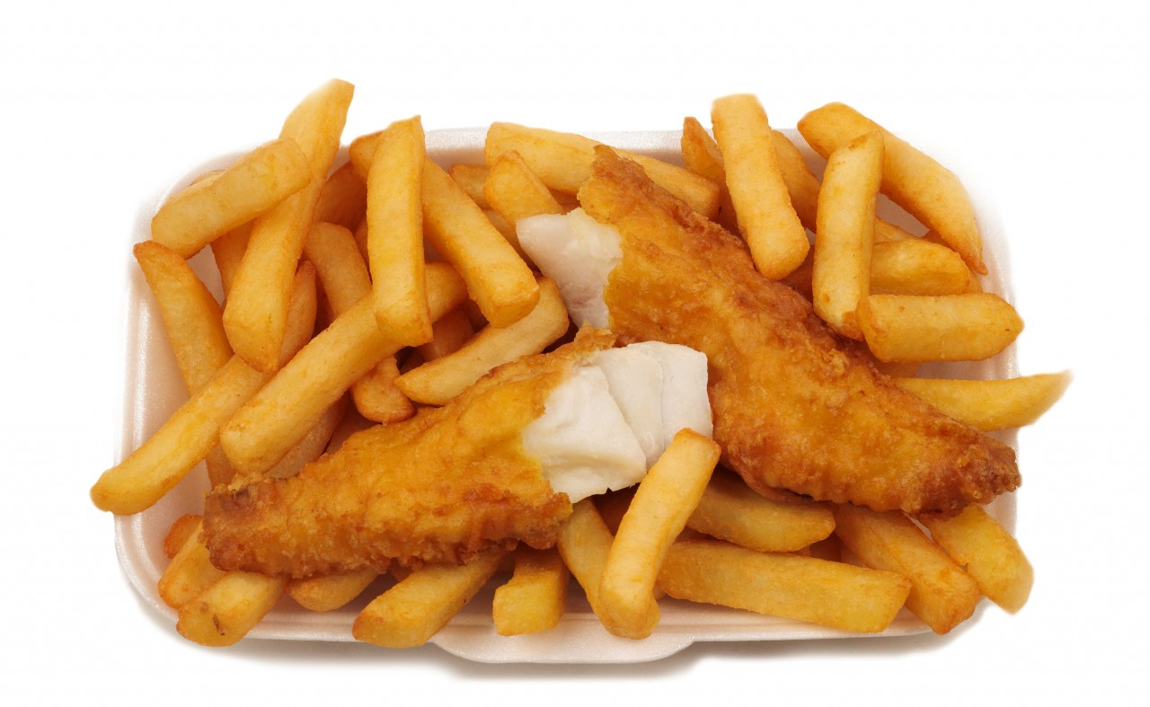 Fish And Chips PNG HD