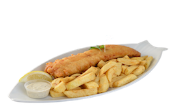 Fish and Chips - Fish And Chips PNG HD