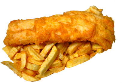 Fish and Chips (Passive) - Fish And Chips PNG HD
