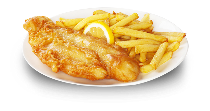 Fish u0026 Chips - Fish And Chips PNG HD