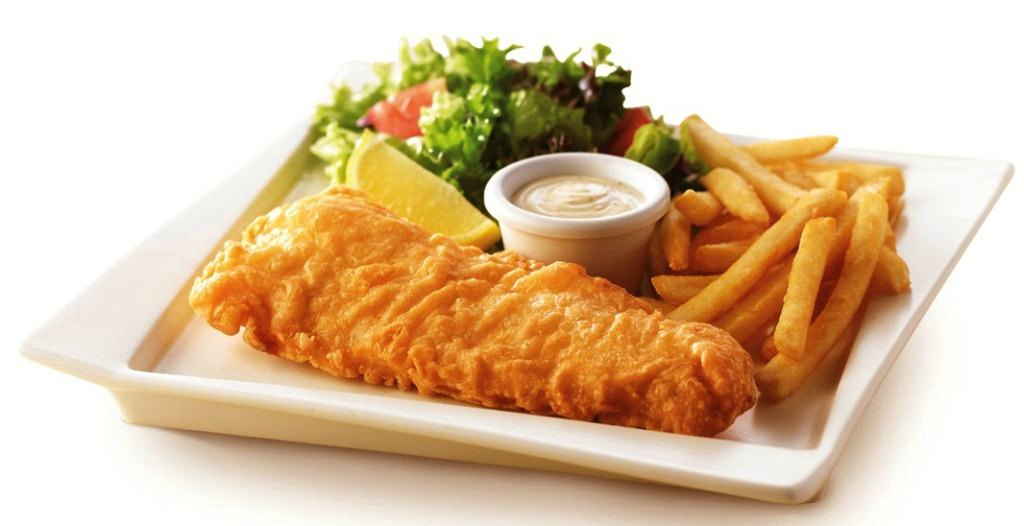 fish-n-chips.png - Fish And Chips PNG HD
