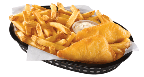 Fish And Chips PNG HD - 122586