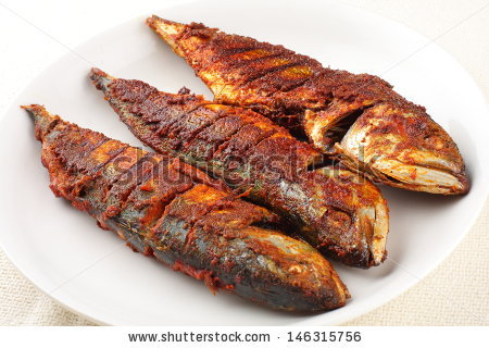 side view,mackerel fry - Fish Fry PNG HD
