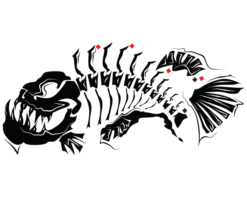 Fish Tattoos PNG - 919