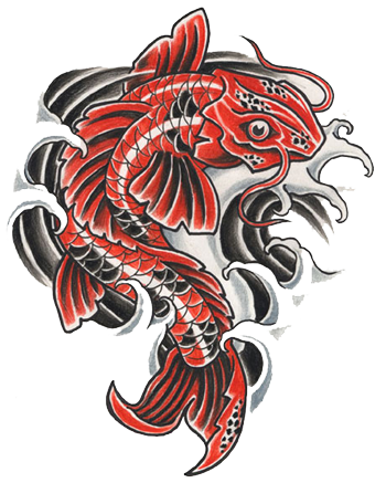 Fish Tattoos PNG - 907