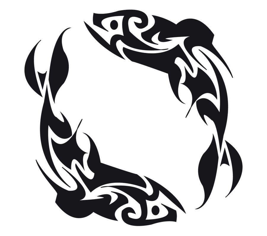 Fish Tattoos PNG - 912