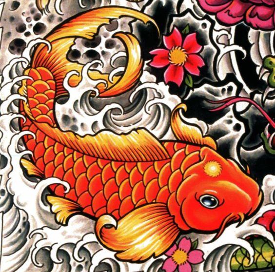 Fish Tattoos PNG - 922