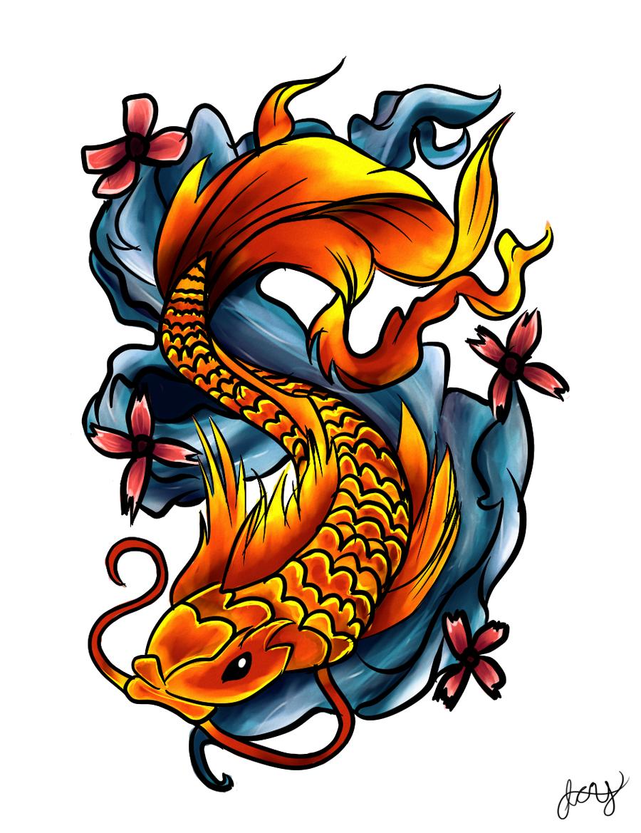 Fish Tattoos PNG - 910