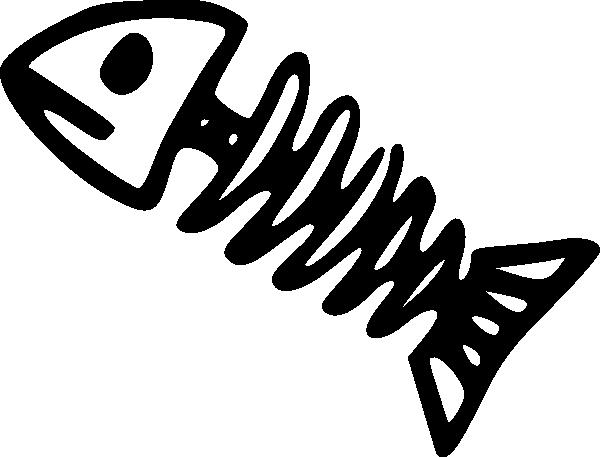 Fishbone PNG HD