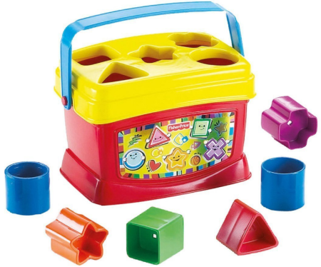 Fisher-Price-Brilliant-Basics-Babys-First-Blocks - Fisher Price PNG