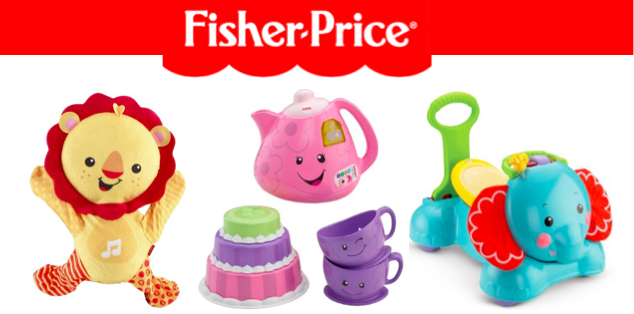Fisher-Price Toy Coupons - Fisher Price PNG