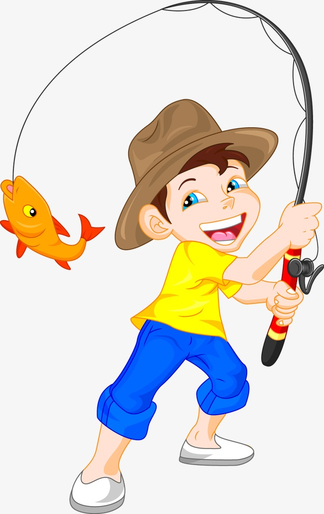 Fisherman PNG HD - 124740