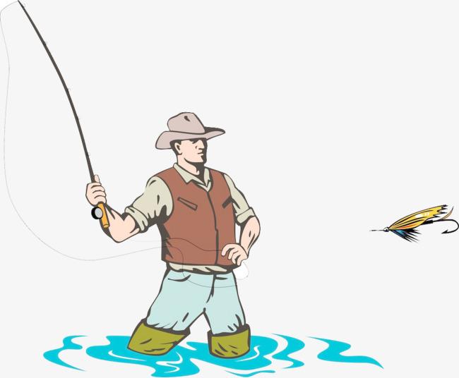 Fisherman PNG HD - 124736