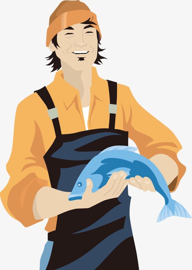 Fisherman PNG HD - 124731