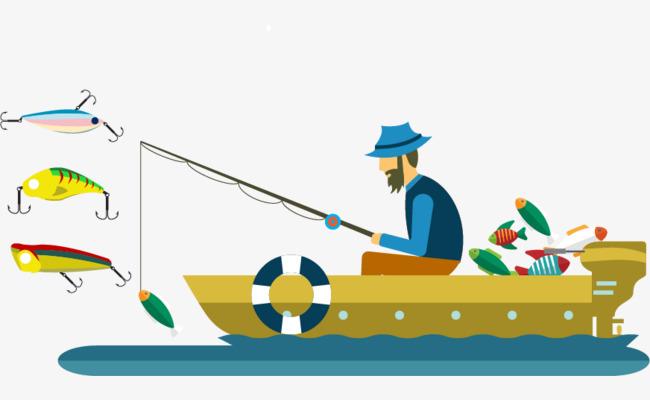Fisherman PNG HD - 124733