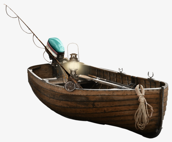 High-definition fishing boat, Hd, Fishing Boats, Wooden Boat Free PNG Image - Fishing HD PNG