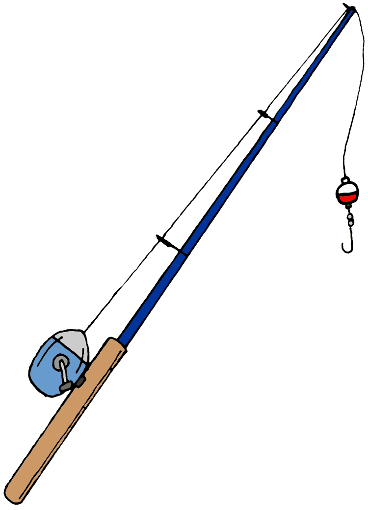 Fishing Pole PNG - 9035