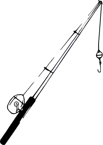 Fishing Pole PNG - 9040