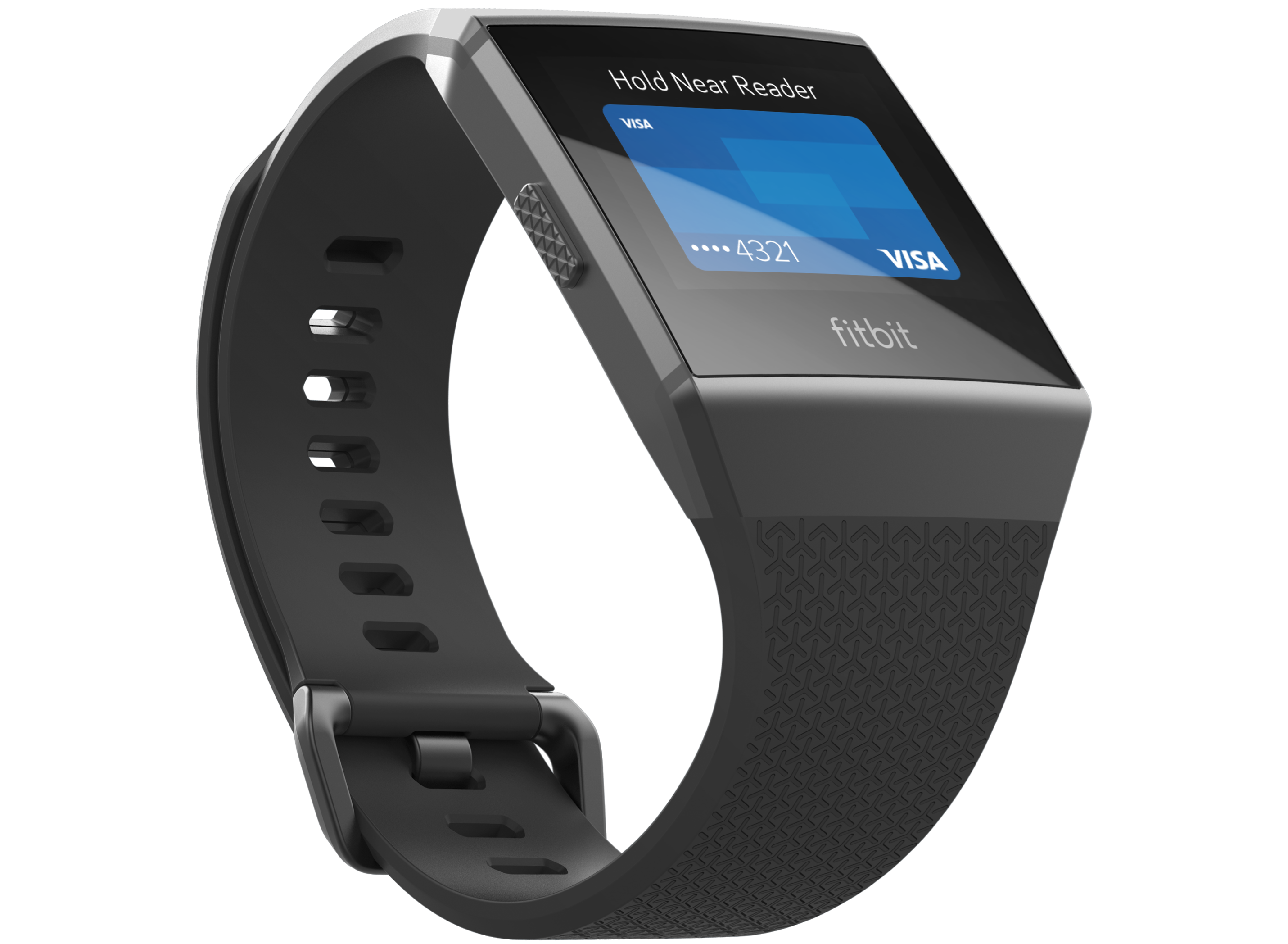 Fitbit - Fitbit HD PNG