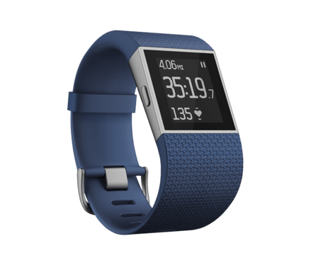 Fitbit Surge™ - Fitbit HD PNG