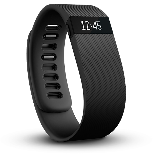 On Christmas Day, 2015, a plethora of people unwrapped gifts from under  their Christmas tree, many of which contained a Fitbit Surge, Fitbit  Charge, PlusPng.com  - Fitbit HD PNG
