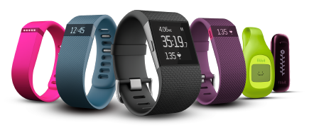 Subsidized Fitbit - Fitbit HD PNG