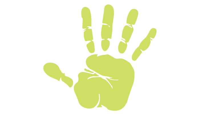 Five Fingers PNG - 66832