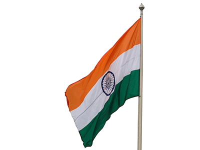 India Flag - Flag HD PNG