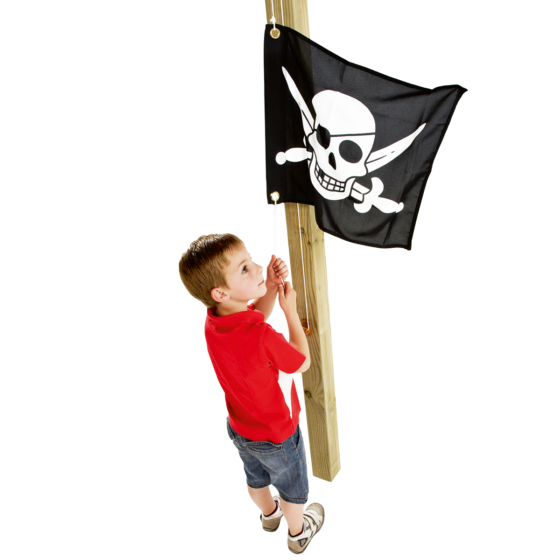 Flag With Hoisting System - Flag Hoisting PNG