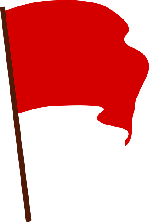 Communist, Flag, Protest, Red, Revolution, Socialist - Flag Logo PNG