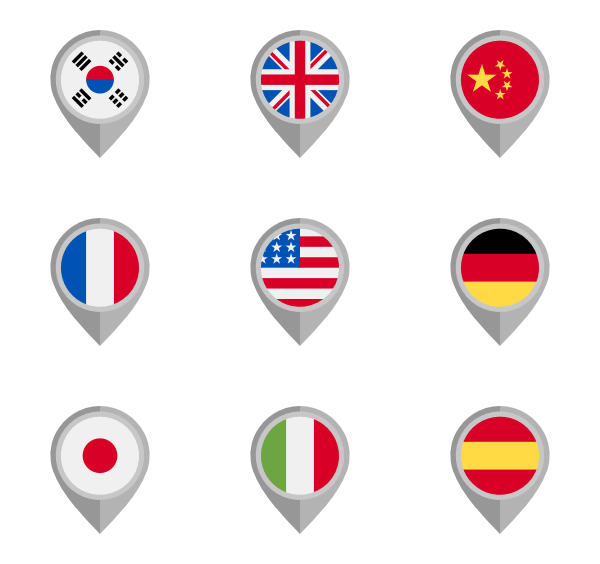 Country Flags - Flag Logo PNG