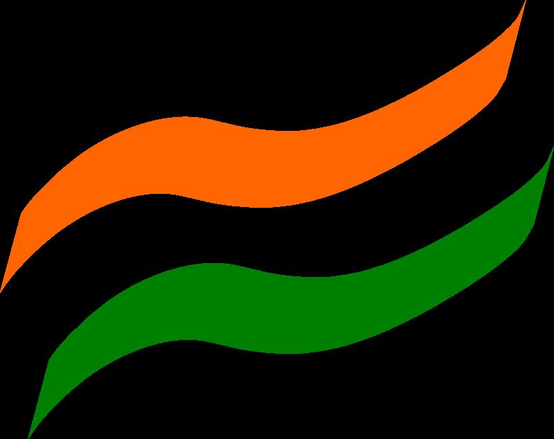 Download PNG image - India Flag Png File - Flag Logo PNG
