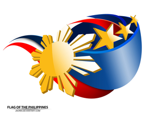 Flag Of The Philippines By Jsonn Image - Flag Logo PNG