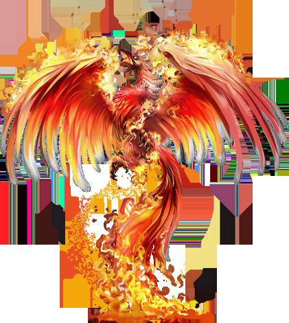Phoenix PNG - 6947
