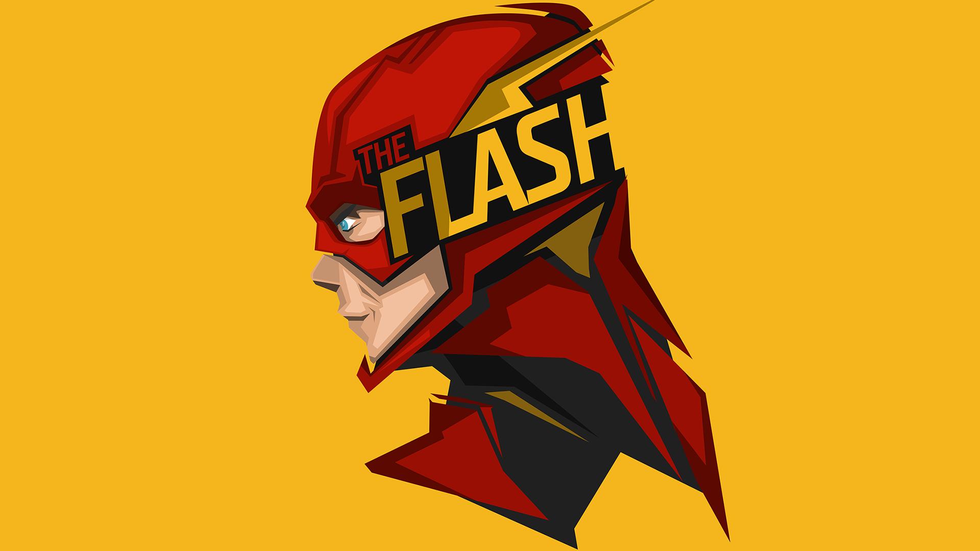 Çizgi Roman - Flash Duvarkağıdı - Flash HD PNG
