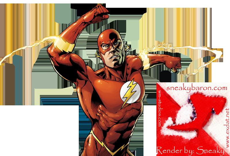 Flash - Flash HD PNG