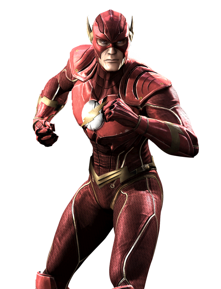 Flash-injustice.png - Flash HD PNG