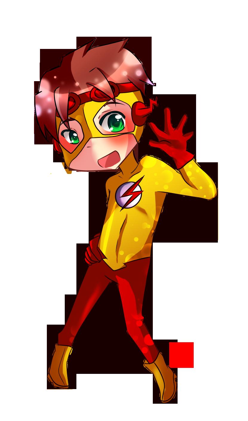 Kid Flash PNG HD - Flash HD PNG