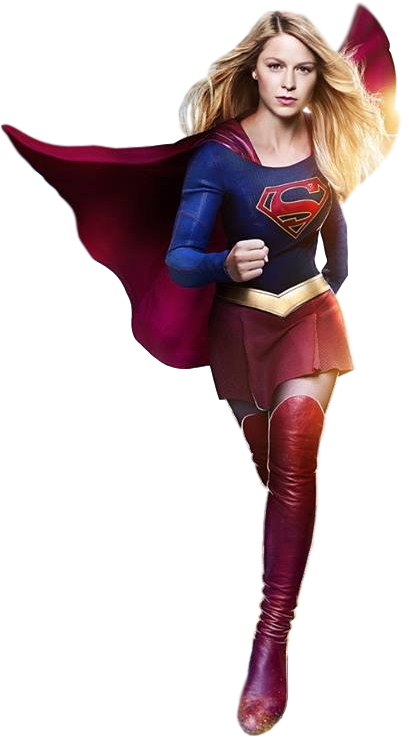 Supergirl x Flash - Transparent Background! by Camo-Flauge PlusPng.com  - Flash HD PNG