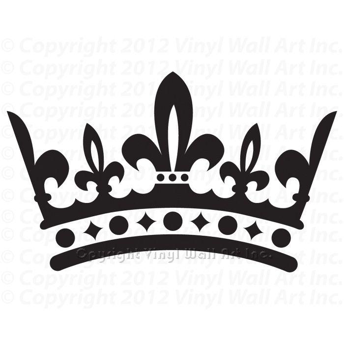 Fleur De Lis Crown PNG - 42711
