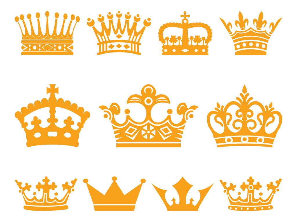 Free Queen Vectors - Fleur De Lis Crown PNG