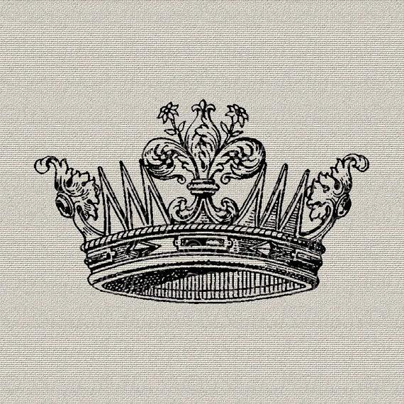 Like this item? - Fleur De Lis Crown PNG