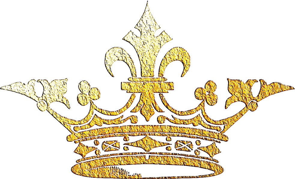 Fleur De Lis Crown PNG - 42704