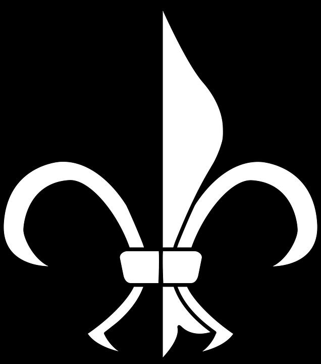 Fleur De Lis PNG - 45687