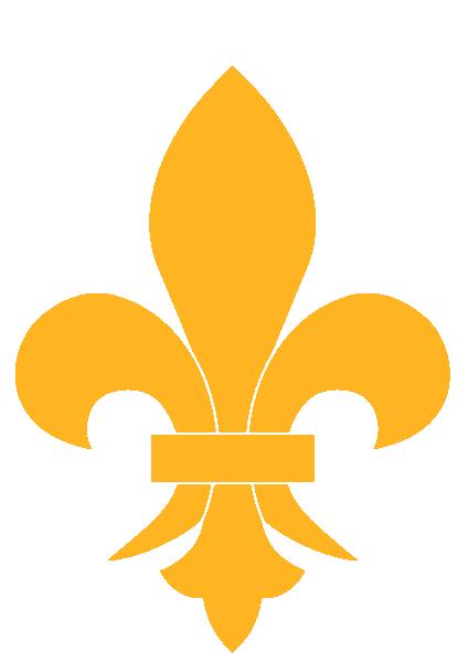 Fleur De Lis PNG - 45685
