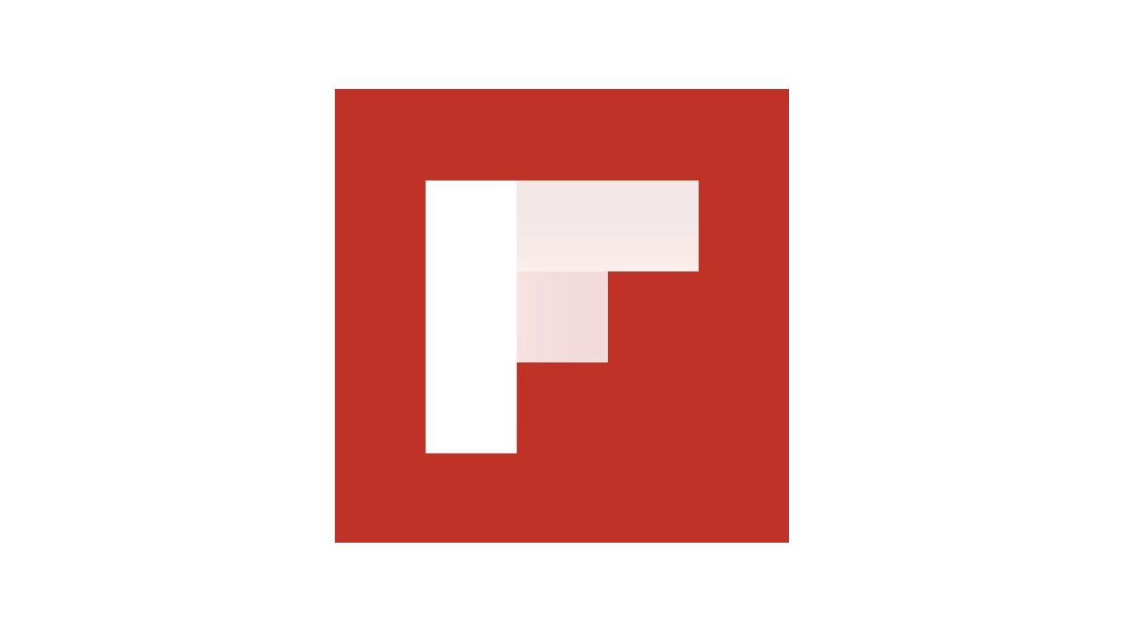 Flipboard Logo Vector PNG - 38653