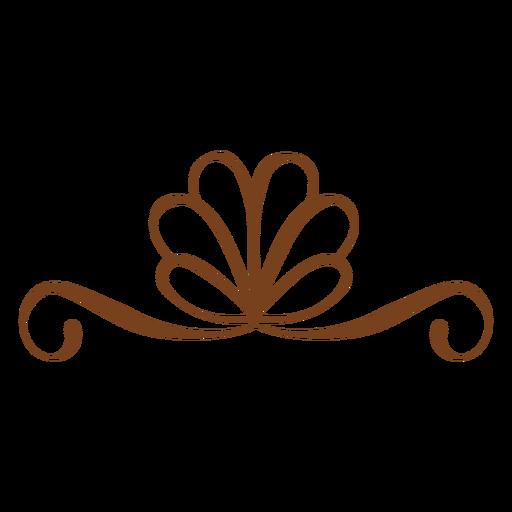 Floral ornament - Floral PNG