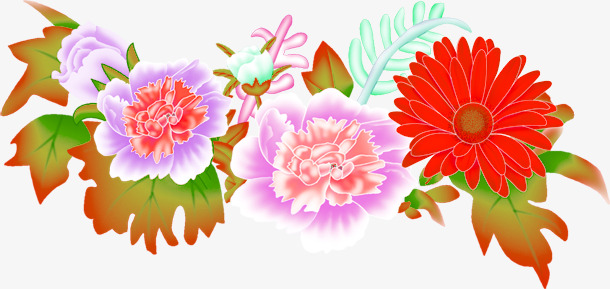 Floral PNG HD - 122165